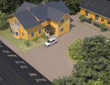 Läkarvillan i Gustavsberg, Värmdö.