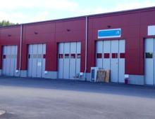 Hantverkslokaler, Vendelsö
