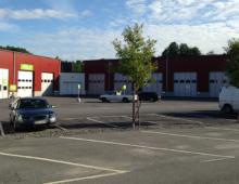Parkeringsplatser i Vendelsö, Haninge