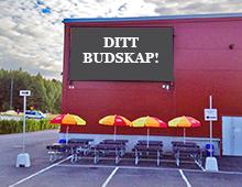 Annonsera i Haninge – LED-skärmar i Vendelsö