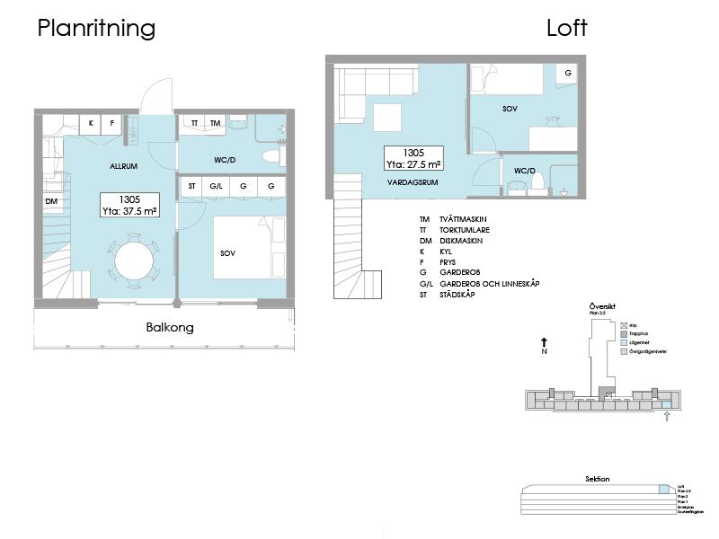 Lägenhet 1305, Kungsvåning