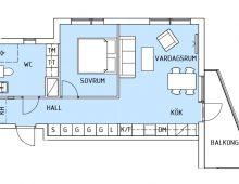 Lägenhet 1102
