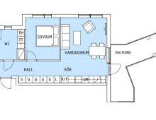 Lägenhet 1502